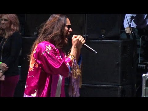 Thirty Seconds To Mars - From Yesterday - Live In Sacramento, CA At Electric Christmas 2018