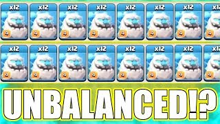 THE MOST UNBALANCED UPDATE EVER IN CLASH OF CLANS!?