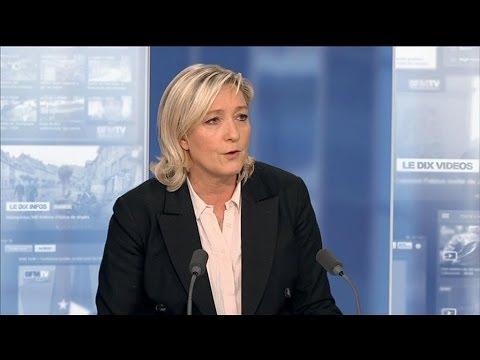 """Marine Le Pen sur Mourad Boudjellal: """"un bobo millionnaire"""" - 27/03"""