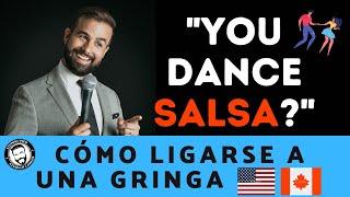 Cómo Ligarse A Una Gringa | Stephan Dyer | Stand Up Comedy