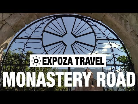 Monastery Road (Armenia) Vacation Travel Video Guide