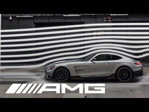 Mercedes-AMG GT Black Series: Wind Tunnel | Trailer