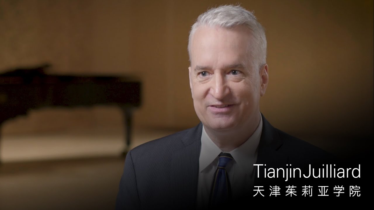 Scott Bell | Tianjin Juilliard Faculty Portrait