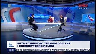 Rozmowy niedokończone: Bezpieczeństwo technologiczne i energetyczne Polski cz.I