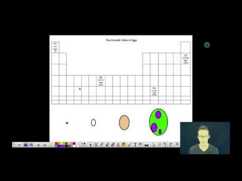 Intro to the Mole: Using Eggs and the Unit Dozen