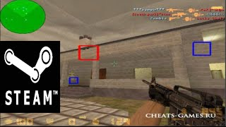 Wall Hack INDECTECTABLE Para Counter Strike 1.6 STEAM │2018│