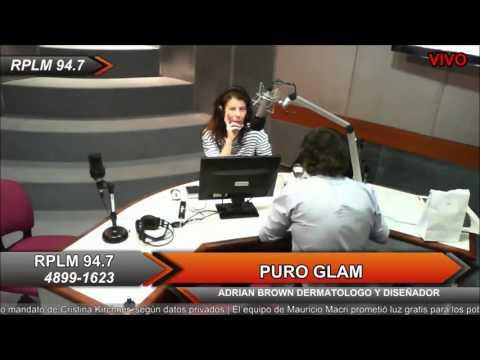 Puro Glam - Entrevista a Adrián Brown