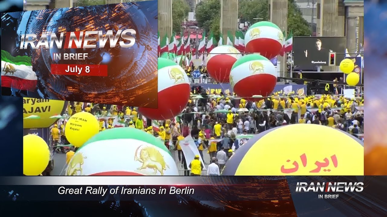 Iran news in brief, July 8, 2019