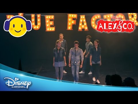 Alex și trupa - Welcome To Your Show - Videoclip. Doar la Disney Channel!
