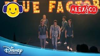 Alex si trupa - Welcome To Your Show - Videoclip. Doar la Disney Channel!