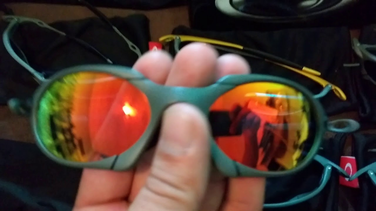 3a5ab90af Replicas De Oculos Oakley 1° Linha « One More Soul