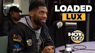 Loaded Lux Debuts NEW Freestyle Show + Talks Battle Rap GOATS, Joe Budden & Eminem