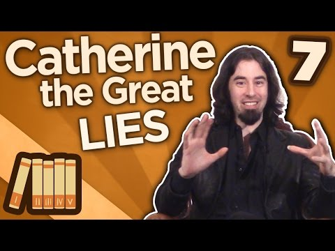 Catherine the Great - Lies - Extra History