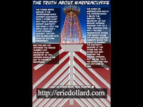 Nikola Tesla Wardenclyffe Tower Wireless Free Energy patents & specifications
