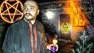 HİTİTLERin LANETLİ DEĞİRMENİNDE 1 GECE - Altın Bulduk - Paranormal Olaylar
