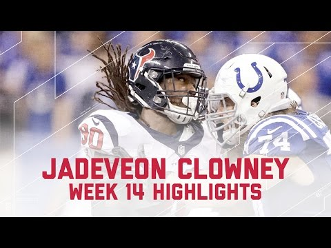 Jadeveon Clowney is Andrew Luck