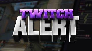 Twitch Hitbox Follow Donation Sound 2