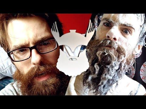 Shampoo for Vikings - The Beard Struggle : Beard Conditioner & Shampoo Review