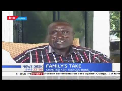 We have reached our limit, we cannot keep humbling ourselves says Obado\'s family