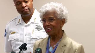 Remarks from Dr. Josie Johnson