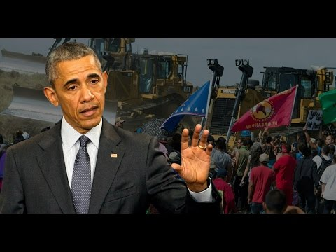 Jordan LOSES IT On Obama's DAPL Cowardice