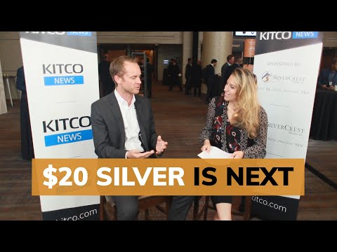 Expert who called $1,500 gold is now betting on $20 silver in two months