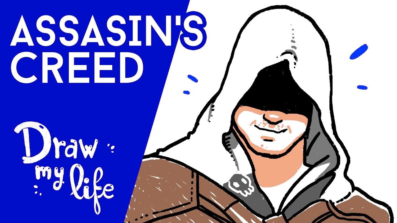 ASSASSIN'S CREED - Draw My Life