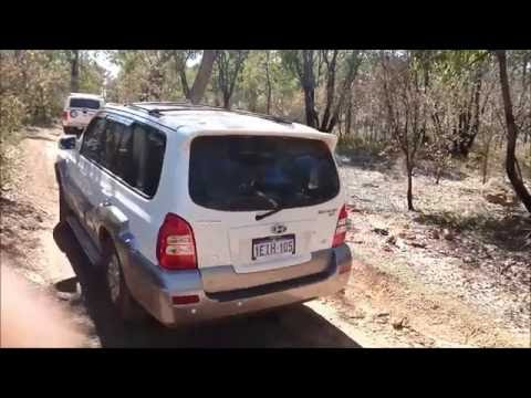 Hyundai Terracan, Basic 4x4 4WD Intro Course, Western Wilderness Perth WA