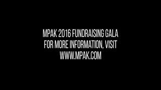 MPAK 2016 Fundraising Gala
