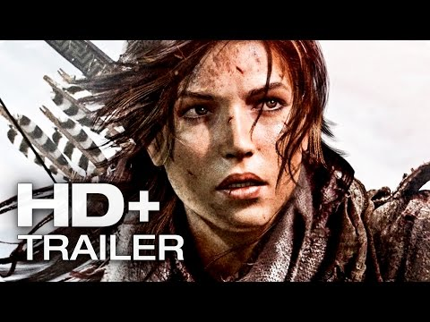 RISE OF THE TOMB RAIDER Launch Trailer (2015)