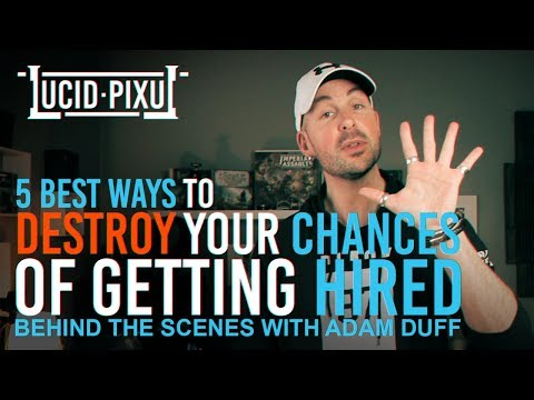 5 Ways to DESTROY Your Chances Of Getting HIRED - BTS Episode 11