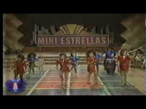 Daniela Alvarado -  Las Mini Chicas del CAN