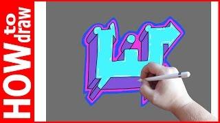 Как нарисовать граффити буквы, Ш № 1(INSTAGRAM: https://www.instagram.com/dmitrysyrman/ Я в ВКОНТАКТЕ: http://vk.com/syrman_d Группа в ВКОНТАКТЕ: http://vk.com/public59608073 I'm on ..., 2016-09-28T02:22:26.000Z)