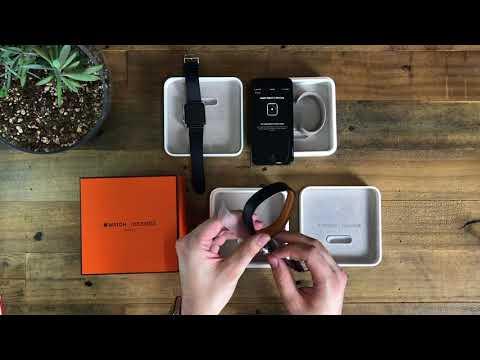 Apple Watch Hermès Series 3 | Unboxing