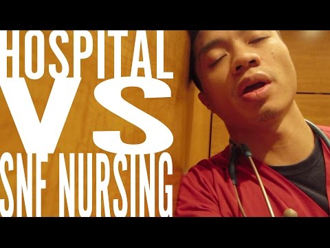 HOSPITAL or Skilled nursing facility? Which one? | Nurse Vlog #5
