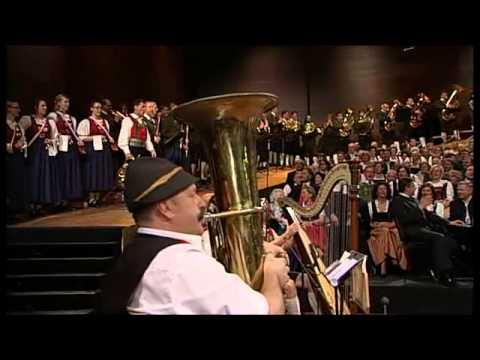 Musikkapelle Erl - Dem Land Tirol die Treue & Bozner Bergsteiger-Marsch 2013