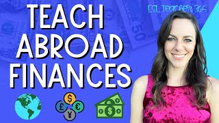 What You Need to Know About Teach Abroad Finances // Salary, Expenses, Tax & Money Tips