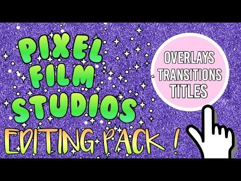 PIXEL FILM STUDIOS INSPIRED GREEN SCREEN EDITING PACK thumbnail