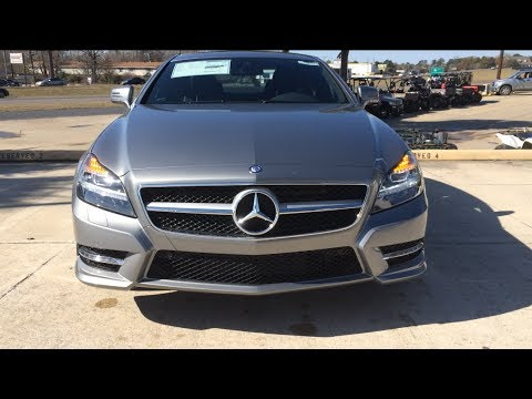 2014 Mercedes Benz CLS 550 Start Up, Exhaust and In Depth Review