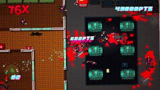 Hotline Miami 2; Scene 11: Dead Ahead (90x/No Death/Speed Run)