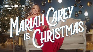Mariah Carey is Christmas! | Official Trailer | Amazon Music Video