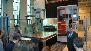 Лаборатория легких материалов и конструкций СПбПУ - проект правительственной программы