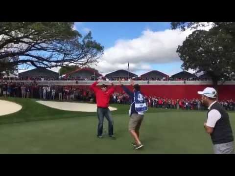 US fan challenged by McIlroy, Stenson, Rose and Sullivan