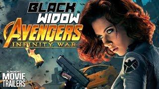 BLACK WIDOW Best Action Moments | Before AVENGERS: INFINITY WAR