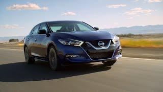 2016 Nissan Maxima   Test Track Challenge