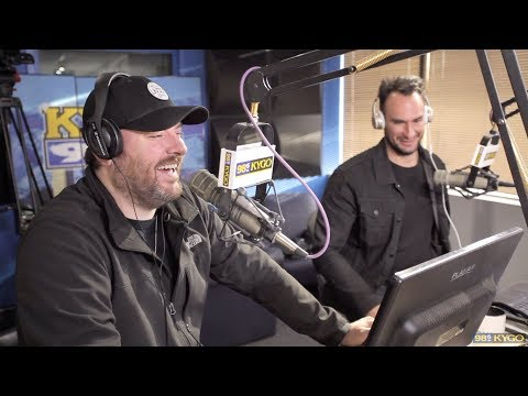Chris Young Talks Dogs And New Music With Tracy and Guy