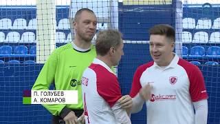 Юные пензенцы стали участниками мастер класса от звезд российского футбола