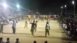 Wali bal match sajyd khan
