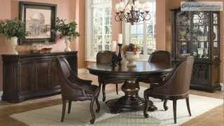 Coronado Round Dining Room Collection From Art Furniture