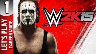 WWE 2K15 My Career PC Let's Play Part 1 - Created a HULK & Signed the Contract